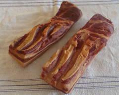 Slovenská tradiční Gazdovská slanina